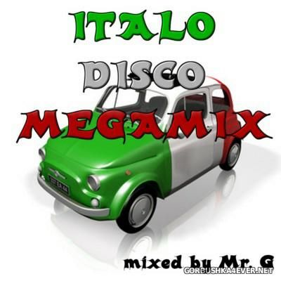 DJ Mr G - Italo Disco Megamix 2016