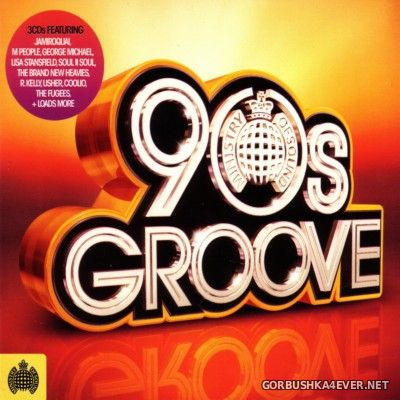 [Ministry Of Sound] 90s Groove vol 01 [2012] / 3xCD