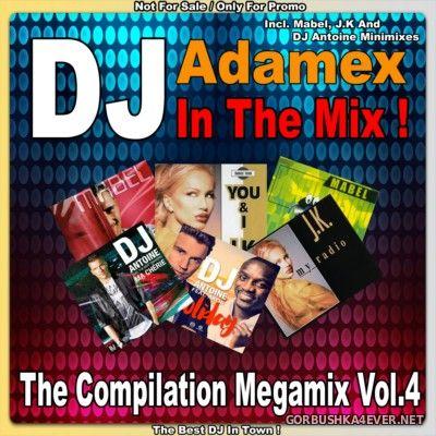 DJ Adamex - The Compilation Megamix vol 4 [2016]
