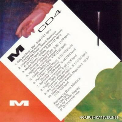 M (Steve Masters Remixes) CD4 [1994]