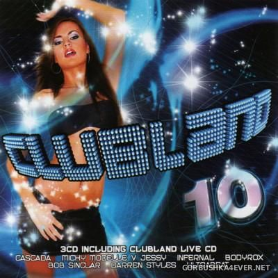 Clubland 10 [2006] / 3xCD