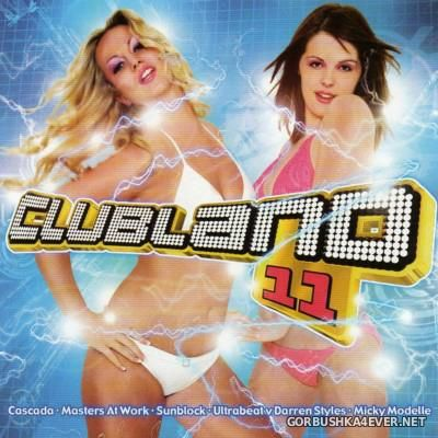 Clubland 11 [2007] / 2xCD