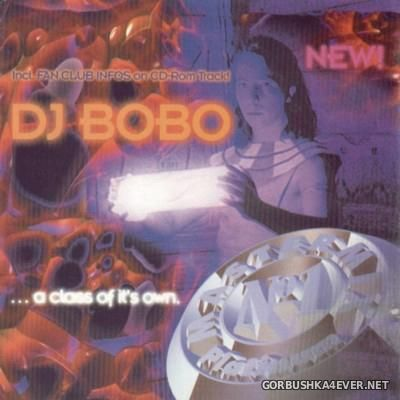[Hit Mix Records] DJ Bobo Mastermix Platinum [1996]
