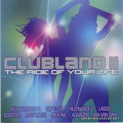 Clubland 02 [2002] / 2xCD
