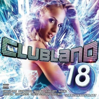 Clubland 18 [2010] / 3xCD