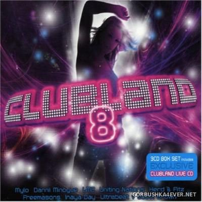 Clubland 08 [2005] / 3xCD