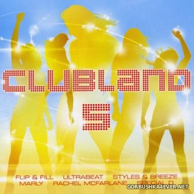 Clubland 05 [2004] / 2xCD