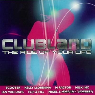 Clubland 01 [2002] / 2xCD