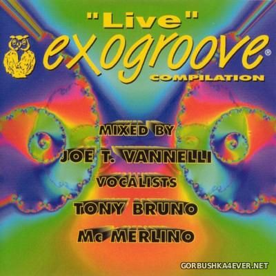 [Discomagic] ''Live'' Exogroove Compilation [1995]