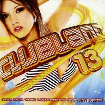 Clubland 13 [2008] / 2xCD