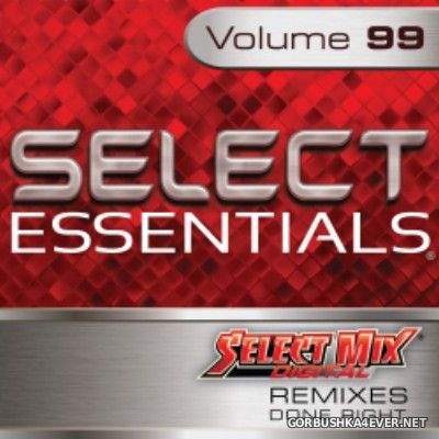[Select Mix] Select Essentials vol 99 [2016]