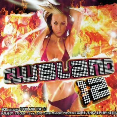 Clubland 12 [2007] / 3xCD