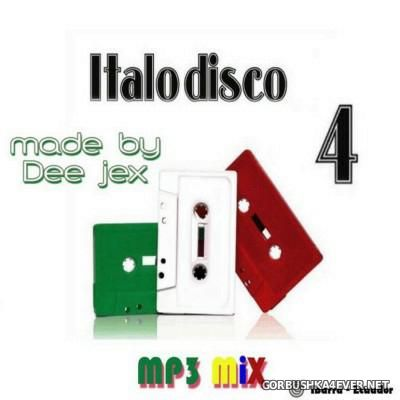 Italo Disco Mix 4 by Dee Jex