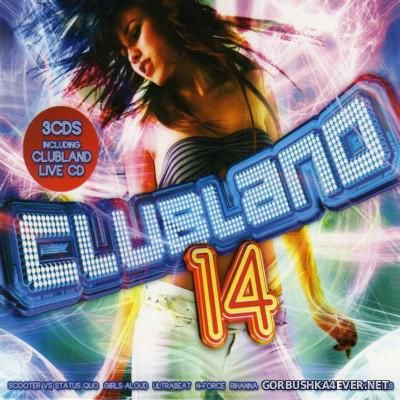 Clubland 14 [2008] / 3xCD