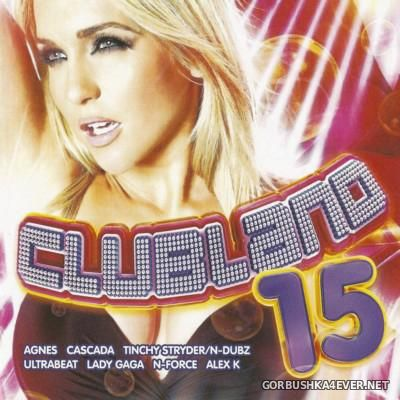 Clubland 15 [2009] / 2xCD