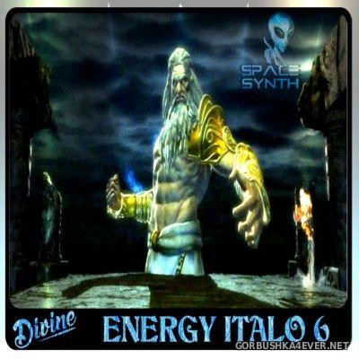 DJ Divine - Energy Italo Mix 6 [2016]