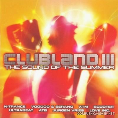 Clubland 03 [2003] / 2xCD