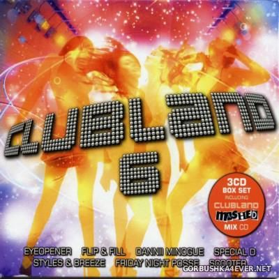 Clubland 06 [2004] / 3xCD