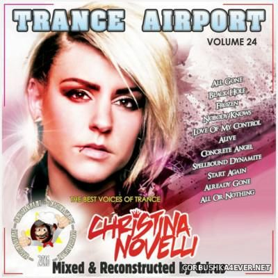 Trance Airport vol 24 (The Best Voices of Trance - Christina Novelli) [2016] by Cziras