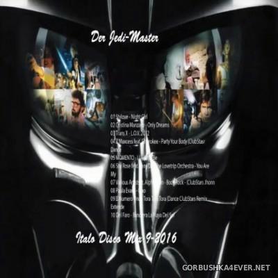 Der Jedi Master Italo Disco Mix 2016.9