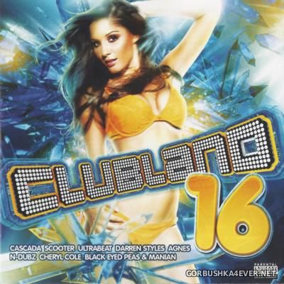Clubland 16 [2009] / 3xCD