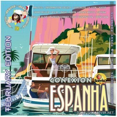 DJ Funny - Conexion Espanha Mix [2016] February Special