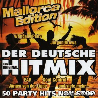 Der Deutsche Hitmix Mallorca Edition [2008]