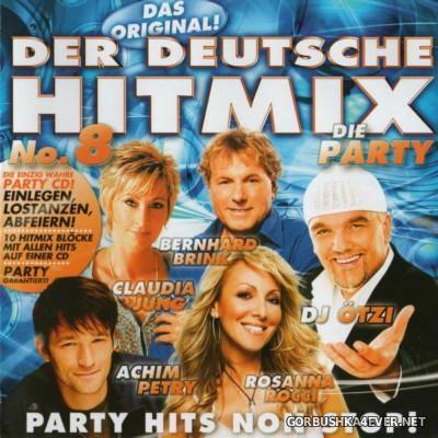 Der Deutsche Hitmix No.8 [2009]