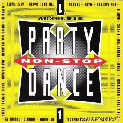 [Eva Records] Non-Stop Party Dance Volume One [1995]