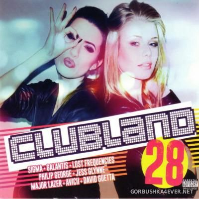 Clubland 28 [2015] / 3xCD