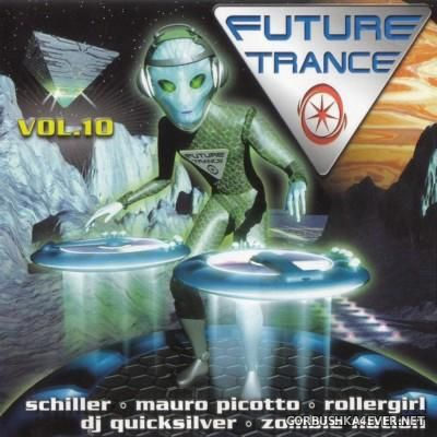 Future Trance vol 01 - vol 10 [1997-1998] / 20xCD