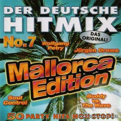 Der Deutsche Hitmix No.7 [2004] Mallorca Edition