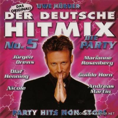 Uwe Hübner - Der Deutsche Hitmix No.5 [1999]