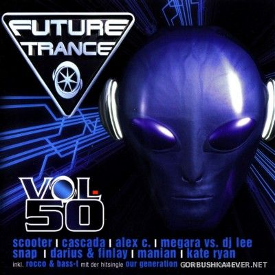 Future Trance vol 41 - vol 50 [2007-2009] / 20xCD