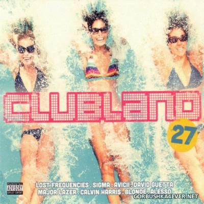 Clubland 27 [2015] / 3xCD