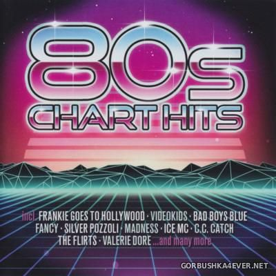 80s Chart Hits (Extended Versions) [2016] / 2xCD