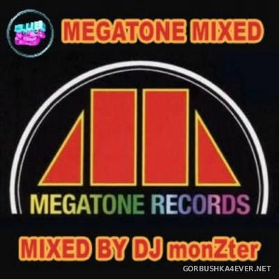 DJ monZter - Club 80s Megatone Mix [2016]