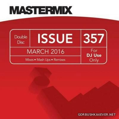[Mastermix] Issue 357 [2016] March / 2xCD