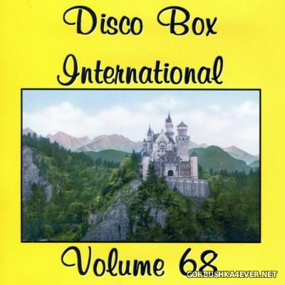 Disco Box International vol 68 [2016] / 2xCD