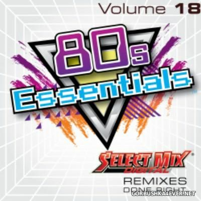 [Select Mix] 80s Essentials vol 18 [2016]