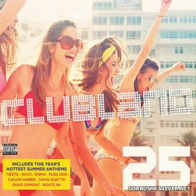 Clubland 25 [2014] / 2xCD