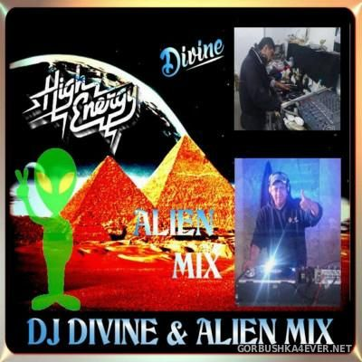 DJ Divine & Alien Mix - HiNRG Alien Mix [2016]
