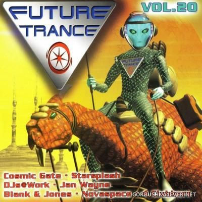 Future Trance vol 11 - vol 20 [2000-2002] / 20xCD