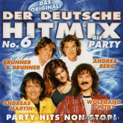 Der Deutsche Hitmix No.6 [2003]