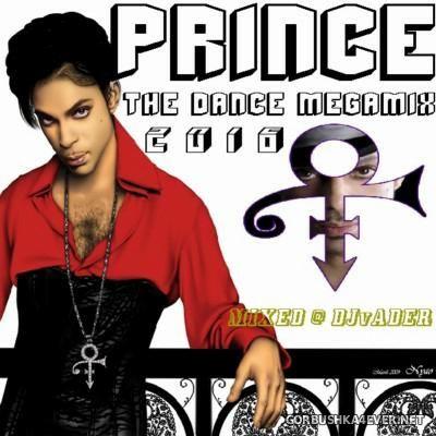 DJ vADER - Prince Dance Megamix 2016
