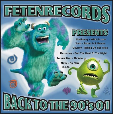 Feten Records Back To The 90's vol 01 [2009]