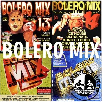 Bolero Mix volume 13-16