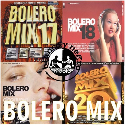 Bolero Mix volume 17-20