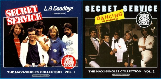 Secret Service - The Maxi-Singles Collection (2xCD)
