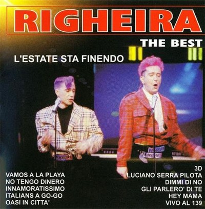Righeira - The Best Of [2002]